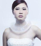 model noy chung / make-up & hair sharon wong